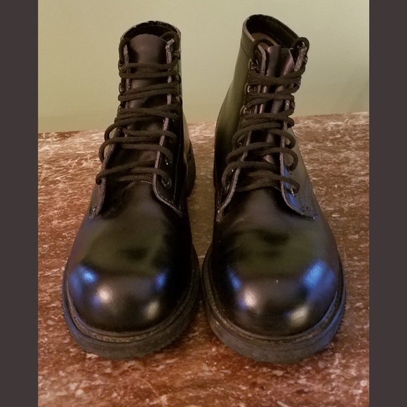 96e8b0f6ee954 Carolina Vintage Combat Boots